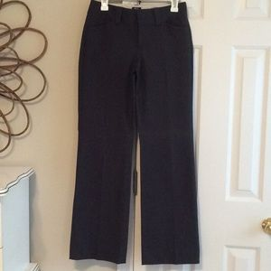 Gap Dark Grey Dress Pants Curvy Fit NWOT